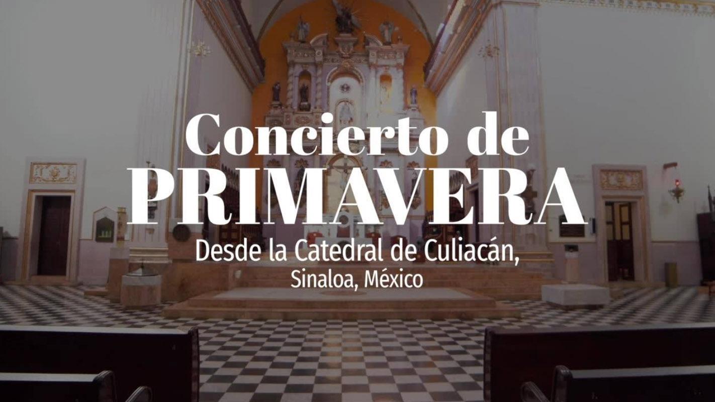 CONCIERTO DE PRIMAVERA - 2020